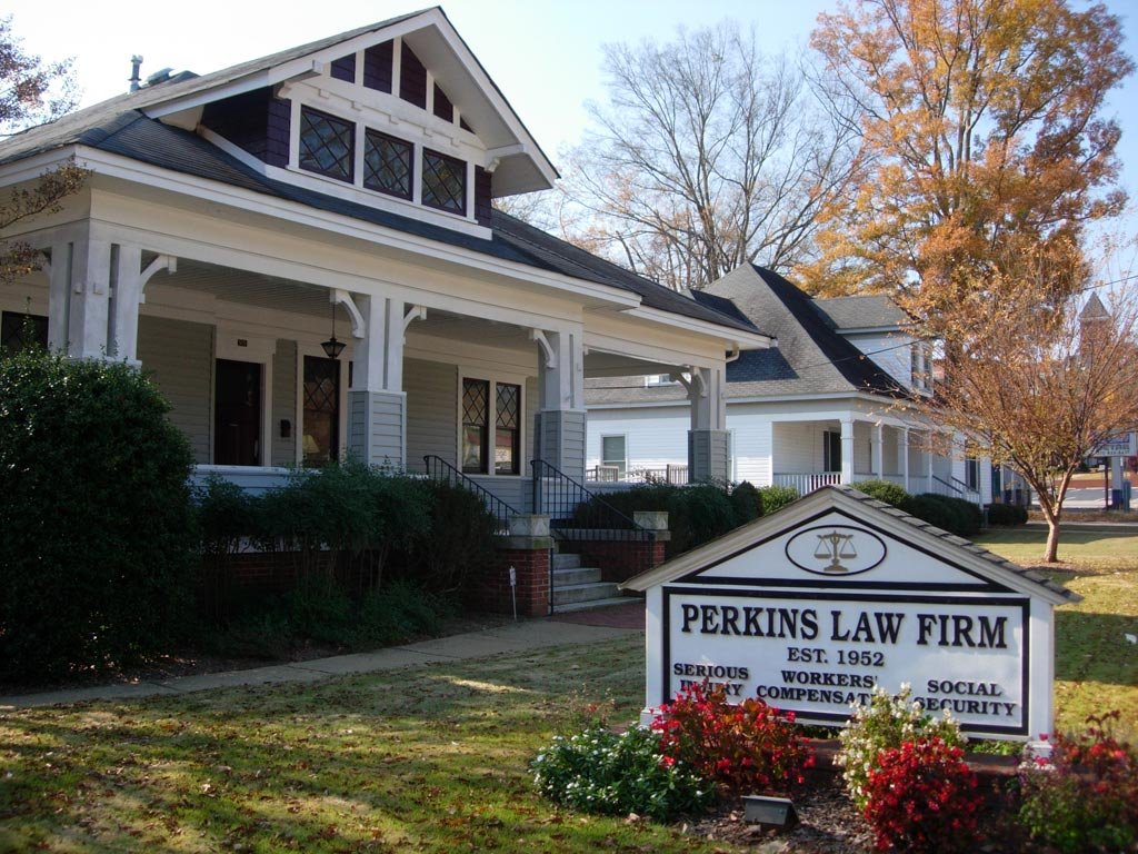 Perkins Law Firm Map and Directions - Perkins Law Firm