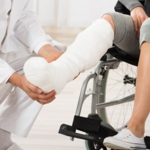 It is very important to get a medical evaluation after a crush injury