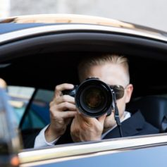The workers' compensation insurance company may hire a private investigator to try to develop evidence to deny your claim
