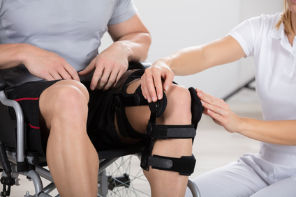 Make sure you get proper medical treatment for your workers compensation knee injury so you can have a good recovery